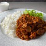 Kebabgryta med ris