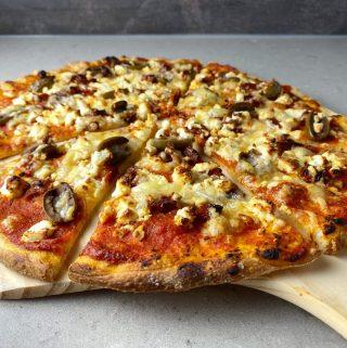 Grekisk pizza