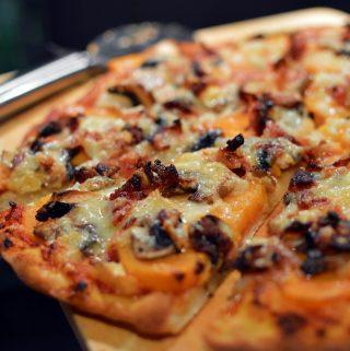 Den perfekta pizzadegen