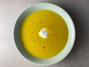 Niskena - kurdisk linssoppa