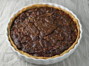 Pekanpaj - pecan pie