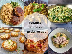 Fetaost recept